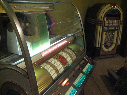 Jukeboxes by goldberg, on Flickr