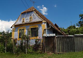 Biertan Cottage 1