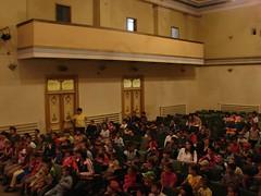 Cultural Hall Outreach (Brian A Petersen) Tags: church kids children brian jesus christian romania bible bp missions transilvania vbs outreach romanian 2007 petersen broos wordless orastie bpbp ortie szszvros brianpetersen brianapetersen