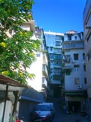 Maccau backstreets