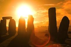Stonehenge, UK - by Grufnik