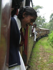Train in Sri Lanka - by mtchm