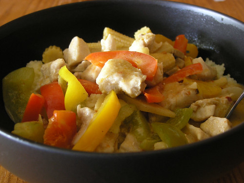 Thai Curry Chicken