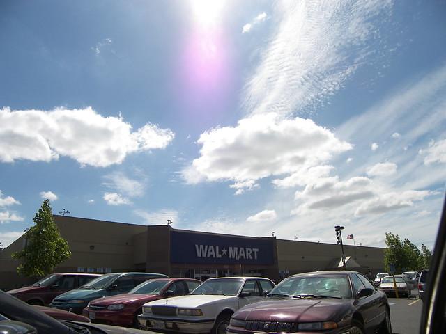 Walmart July 29