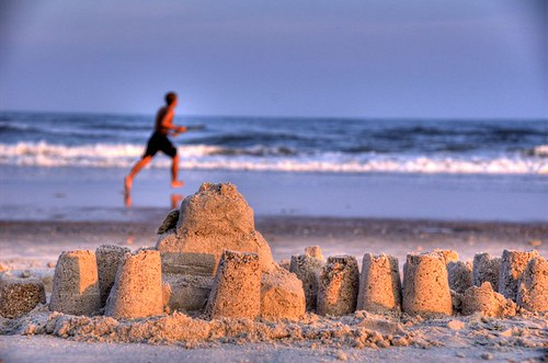 Topsail Beach, North Carolina by JamSki