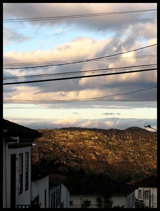 olha essas nuvens.....
