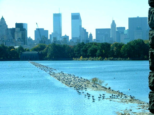 New York - Jackie O Lake - Central Park - October 28th 2004