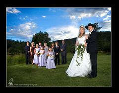 Greer Arizona Wedding Photography Group Photo (ACME-Nollmeyer) Tags: wedding arizona portrait groom bride cabin couple awesome acme az greer nollmeyer summer06 strobist acmephotographynet phoenixphotographer