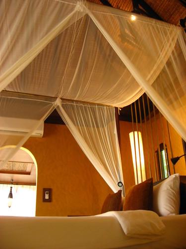 Lujosa y cómoda habitación del Paradee Hotel