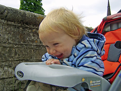 Giggling Chirstopher (nicky's) Tags: nationaltrust clumberpark 12aug2006