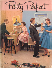 Party Perfect (wardomatic) Tags: party vintage retro teen teenager 50s gayhead retroteen
