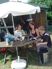 DSC03571 (wickenpedia) Tags: archaeology matt stevie kate wicken wwwwickenarchaeologyorguk