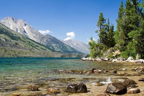 Visit Scenic Jenny Lake