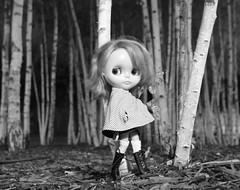 Tate Birch (hazymat) Tags: stella tree night boots stripes tatemodern redhead cape kenner blythe birch np squeakymonkey
