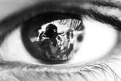 PhotoGrapher's Eye ( Poras Chaudhary) Tags: blackandwhite bw india eye self kurukshetra photographerseye kaipu jabardast