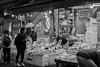 !!! (Kompakin Borwornpakramil) Tags: taitōku tōkyōto japan jp canon 1dx markii ef2470mmf28liiusm people streetphotography ameyoko bw blackandwhite monochrome availablelight moodandatmosphere market