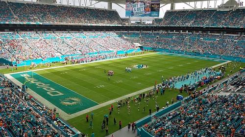 Arizona Cardinals vs Miami Dolphins