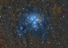 M45 Widefield Hybrid (Paddy Gilliland @ Image The Universe) Tags: ngc space nebula nebulae stars night astro astronomy astrophoto astrophotography ap narrowband hubble galaxy cosmos texture abstract outdoor m45 seven sister astrometrydotnet:id=nova1880261 astrometrydotnet:status=solved