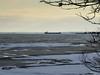 Last Chance - Dernière chance (monteregina) Tags: photo:id=nb201612137559 québec canada ca bâteau ship seaway voiemaritine hiver winter freezeup gel rivièredesoutaouais ottawariver ice glace