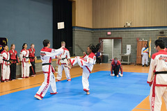 DC0_2496 (Eisbier) Tags: sports sport alaska youth martial arts martialarts taekwondo demonstration korean anchorage tkd champmartialarts