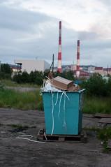 Murmansk (Eleonora Sacco | Pain de Route) Tags: trip travel port train circle 50mm nikon russia artic murmansk d90 carelia