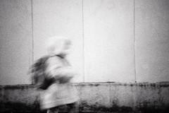 Hood (001) (romain@pola620) Tags: road street city light urban blackandwhite black blur paris france film girl monochrome night analog fun outside grey gris blackwhite blurry lomo lca lomography alley tmax3200 noir nightshot noiretblanc kodak outdoor tmax grain streetlife blurred 1600 nighttime nightime laugh littlegirl nightlife analogue grainy 3200 rue ville flou argentique noirblanc streetshot 1600iso 3200iso pellicule parisbynight nightonearth analogique