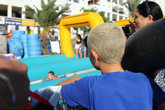 IMG_7561 (Streamer -  ) Tags: summer water kids fun israel slide  mega  streamer ashkelon
