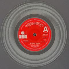 Krokus - Bedside Radio (Leo Reynolds) Tags: colour vinyl clear single record squaredcircle transparent disc coloured platter 45rpm 7inch xleol30x sqset120 xxx2015xxx
