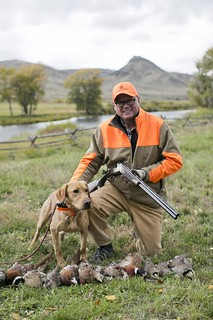Wyoming Upland Hunting, Fishing, Horseback & Spa 51