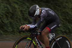 HLT ITT 2015 098 (hans905) Tags: cycling fietsen fiets roadbike timetrial fietser wielrennen wielerronde wielrenner womenscycling roadcycling racefiets timetrialbike tijdrit canonef70200mmf4lisusm tijdrijden canoneos7d wielrenster trixiworrack