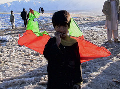 The Kite Runner, Kabul, Afghanstan