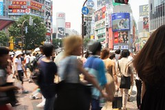 Shibuya crossing (Miss Reflex) Tags: shibuya japn prisa