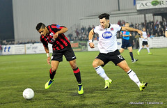 Dundalk v Longford town (ExtratimePhotos) Tags: richie towell