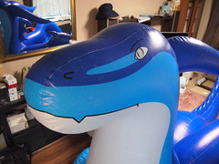 Inflatable Zenith Dragon (SpacetimePSD) Tags: dragon inflatable zenith