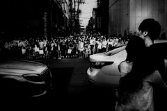 ((Jt)) Tags: leica blackandwhite asia streetphotography korea seoul hongdae streettogs jtinseoul leicam240 35mmvoigtlanderf14