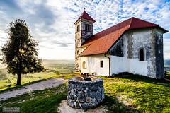 Sv. Ana-2 (Marco M. Wolf Photography) Tags: church slovenia svetaana