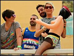 IMG_8562B MISS PLASTIC. (ACCITANO) Tags: gay pride parade alicante disfraces benidorm gays lesbianas trajes levante 2015 transexuales
