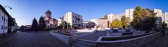 City Center (Dumby) Tags: city urban panorama romania bucharest bucuresti