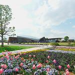 甲斐市玉幡公園「Kai・遊・パーク」、総合屋内プールの写真