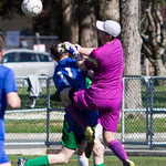 Petone FC v Victoria University 4