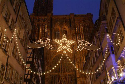 世界遺産ストラスブールと陶器の町スフレンハイム(クリスマスマーケットのオプショナルツアー)