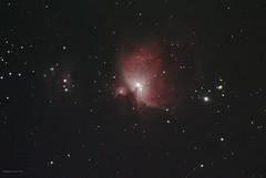 m42 Orion nebula (Themagster3) Tags: night nebula astrophotography orion astronomy nightsky orionnebula deepsky