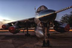 "convair b-58a hustler (Matt ""Linus"" Ottosen) Tags: arizona museum nikon tucson space wing pima hustler bombardment convair b58 pimaairspacemuseum pasm 305th b58a d7000 305thbombardmentwing"