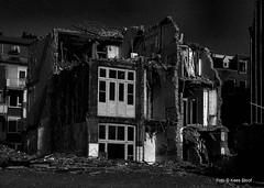 Insulindeweg_sloop_2-2-2014 (kees.stoof) Tags: amsterdam demolishing zeeburg sloop amsterdamoost indischebuurt insulindeweg