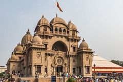 Belur Math Temple 2 (rjsnyc2) Tags: city travel india holiday nikon asia celebration kolkata puja calcutta durgapuja travelphotography d810 richardsilver travelphotographer nikond810 richardsilverphoto richardsilverphotography