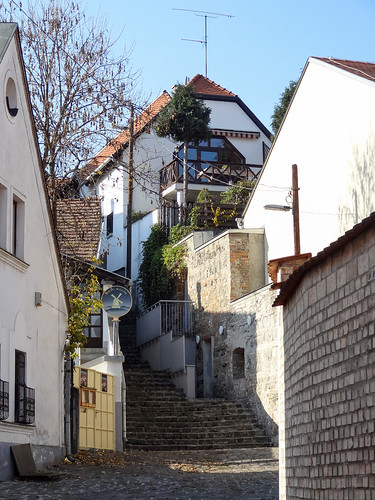 Malom utca, Szentendre