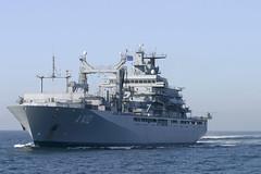 EGV FRANKFURT AM MAIN (Offizieller Auftritt der Bundeswehr) Tags: marine nordsee frankfurtammain bundeswehr europäischeunion übung insee einsatzgruppenversorger belbien a1412 bundeswehrfotos