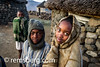 Local children walking through the village wrapped in blankets in Lesotho, Africa (Remsberg Photos) Tags: africa travel winter usa children outdoors village young wanderlust huts adventure blankets tradition wander lesotho thatchroof africanculture stonematerial