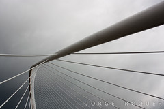 Zubizuri (Jorge Roquer) Tags: puente tirantes
