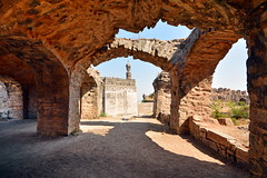 India - Telangana - Hyderabad - Golconda Fort - 140 (asienman) Tags: india hyderabad golcondafort telangana asienmanphotography